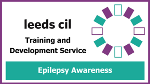 Epilepsy Awareness training banner
