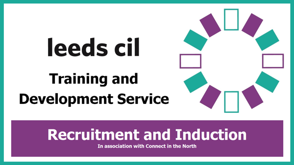 Banner image for Leeds CIL Recruitment and Induction training